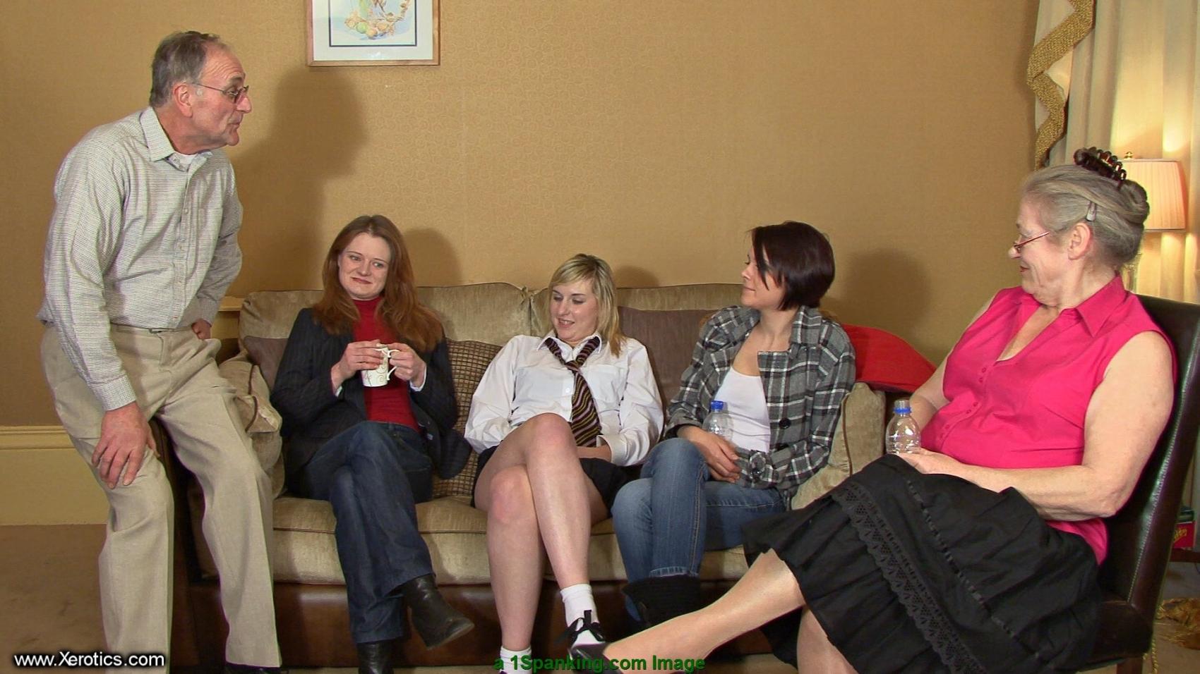 Teen grannies pantyhose reality