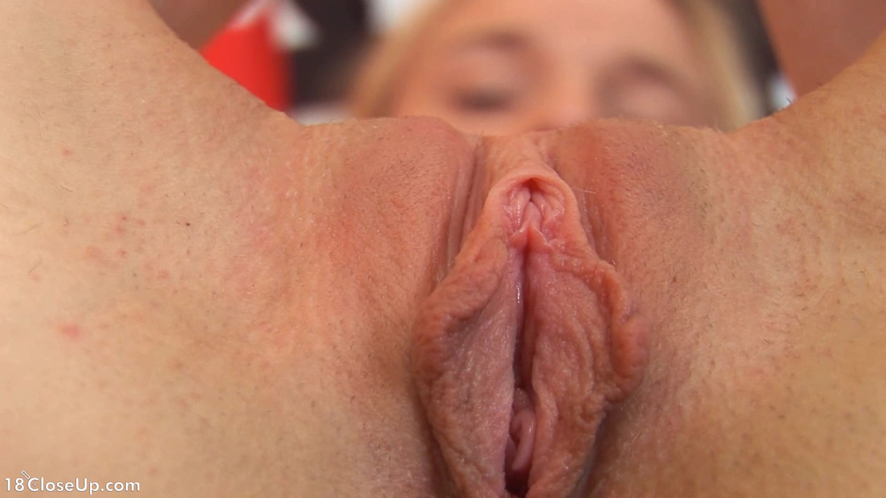 shaved pussy video