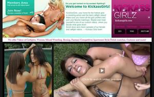 Kickass Girlz