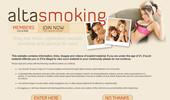 Alta Smoking