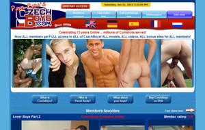 Czech Boys
