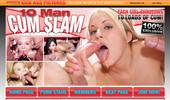 10 Man Cum Slam