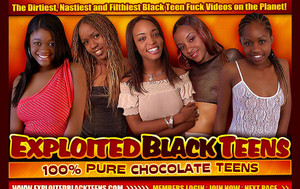 Exploited Black Teens