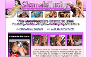 Shemale Tushy
