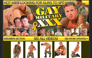 Gay Military XXX