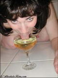 kinky-female-with-big-ass-pissing-into-the-glass-and-drinking-the-yellow-liquor