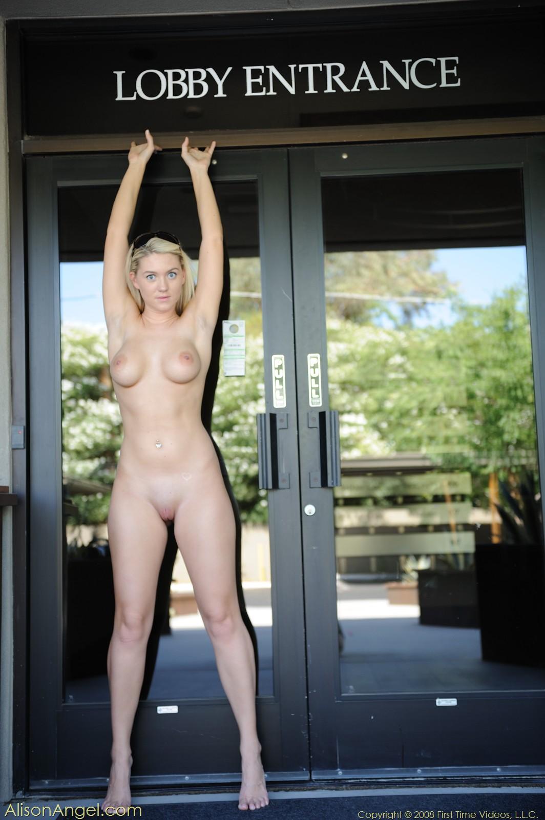 Alison angel public nudity videos — 14
