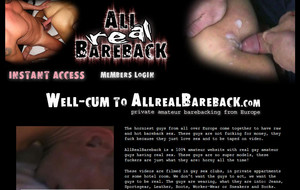 all-real-bareback