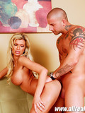 fine-looking-busty-blonde-gives-head-to-handsome-tattooed-guy-then-rides-his-cock