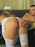 small-titted-nurse-in-white-stockings-seduces-sleeping-patient-into-fucking-her-ass