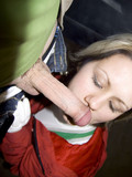 nasty-aneta-in-red-jacket-and-white-gloves-smokes-a-cigarette-and-blows-a-cock