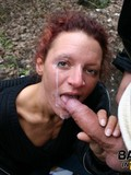 redhead-in-jeans-and-red-panties-gets-fucked-and-facialized-in-public-place-in-the-park