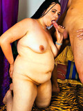 chunky-lady-with-ultra-long-black-hair-takes-off-her-white-lingerie-and-gets-nailed