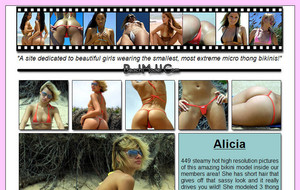 beach-model