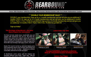 bear-bound
