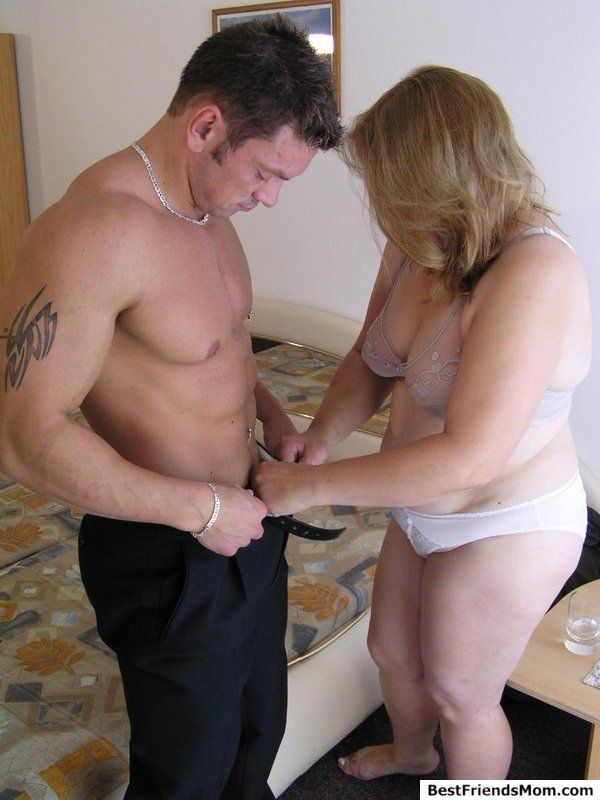 Mature sex with clothes on