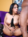 ethnic-bitch-licks-cum-off-her-huge-boobs-after-getting-her-ass-nailed-by-black-dude