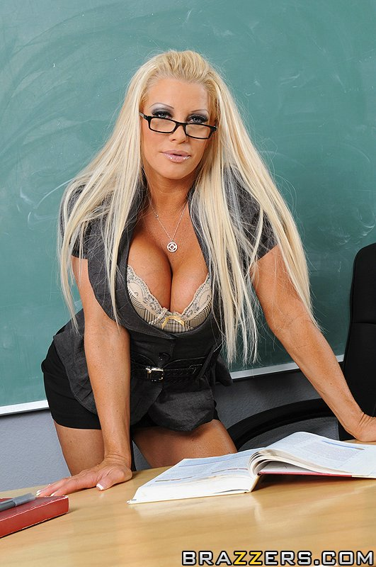big tit teacher