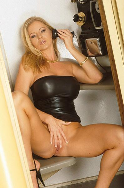Leather and pussy, blonde german porn fisting
