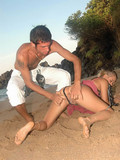 weak-blonde-gets-her-mouth-banged-by-ruthless-guy-then-he-stuffs-her-cunt-on-the-wild-beach