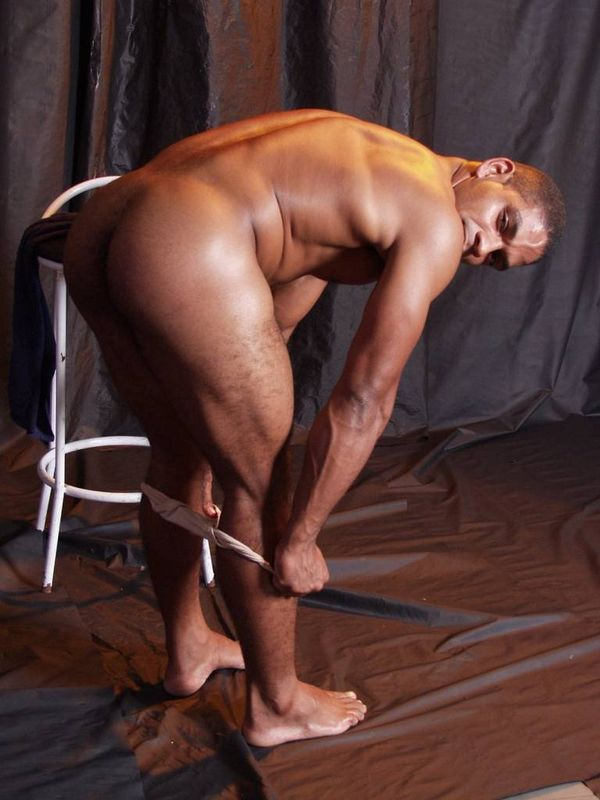 Black strong solid cock for milf - 3 part 4