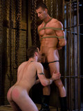 male-slaves-have-sex-in-the-dark-of-the-dungeon-for-their-master-s-viewing-pleasure