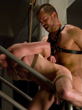 restrained-naked-slave-man-gets-ruthlessly-spanked-and-fucked-by-gay-master-in-the-dungeon