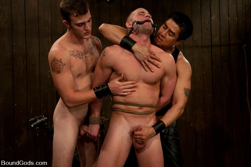 Training gay slaves