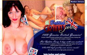 british-granny-porn