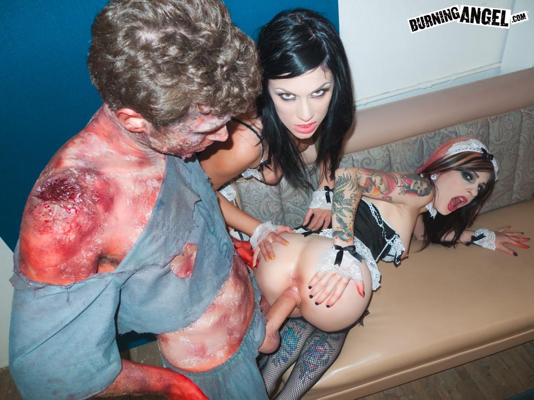 Zombie fuck порно