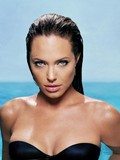Angelina Jolie makes her beautiful eyes on you in every photo from this gallery