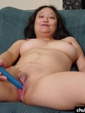 the-cock-hungry-bbw-pleasingly-smiles-when-sticking-the-long-dildo-in-cunt