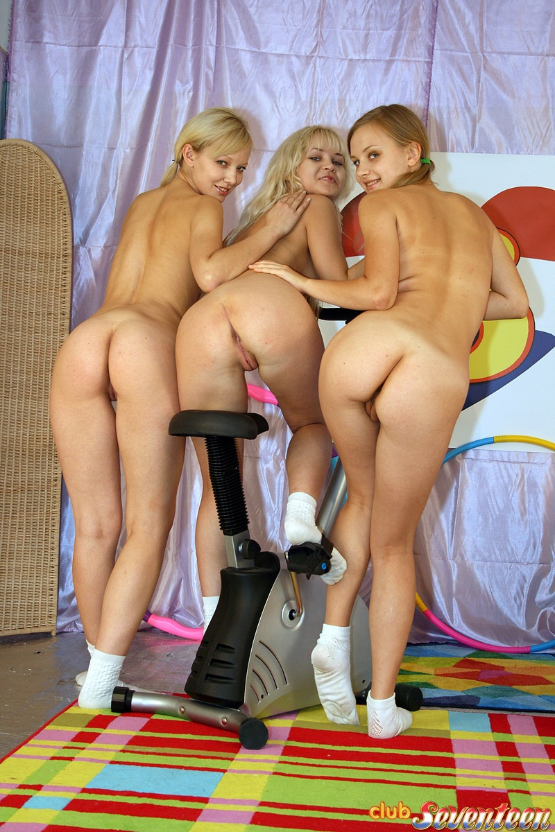 Girl seeling her virginity