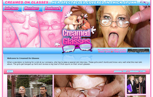creamed-on-glasses