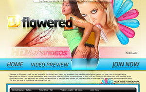 d-flowered