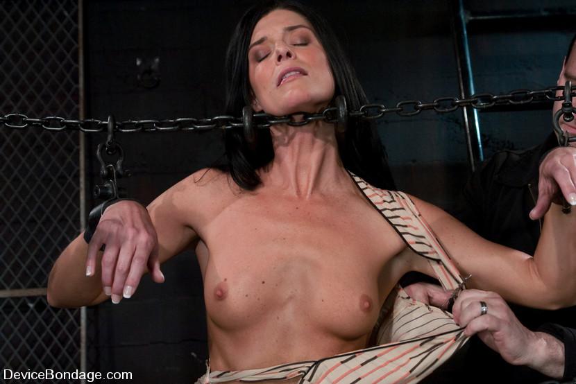 Mistress lena clothespins cbt and femdom 2