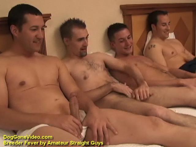 Gay Group Wank