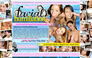 facial-humiliation