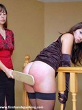 magnificent-chicks-bare-their-perfectly-shaped-tight-asses-and-get-spanked