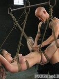 bound-sex-slave-gets-er-pussy-ferociously-stretched-by-horny-as-hell-master