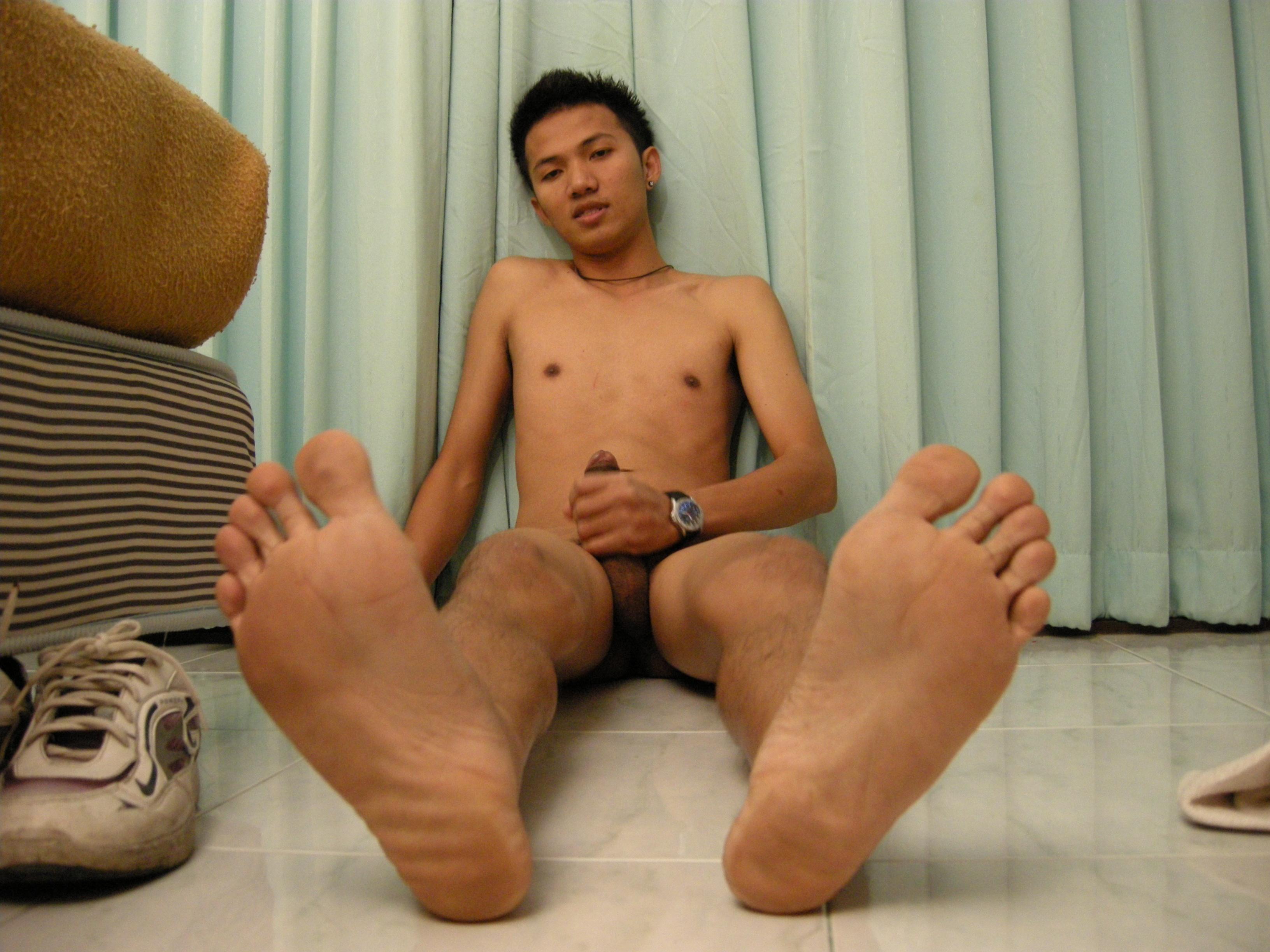 Gay Asian Feet