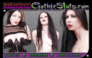 gothic-sluts