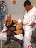 flirty-blonde-in-black-stockings-shows-her-pussy-to-doctor-and-gets-nailed
