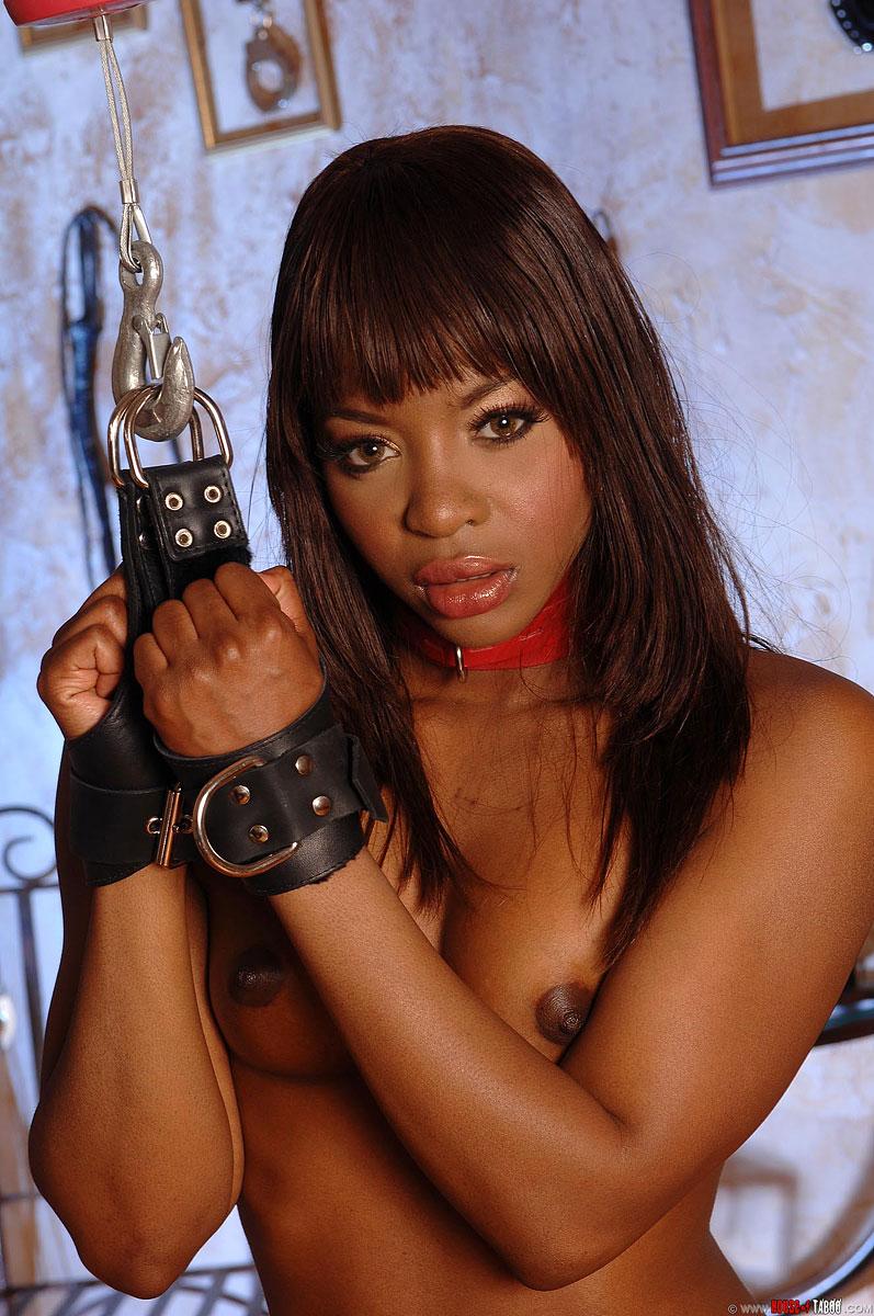 Black woman sex slave video