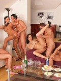 four-sexy-babes-with-long-legs-and-fine-boobs-drink-champagne-and-get-banged
