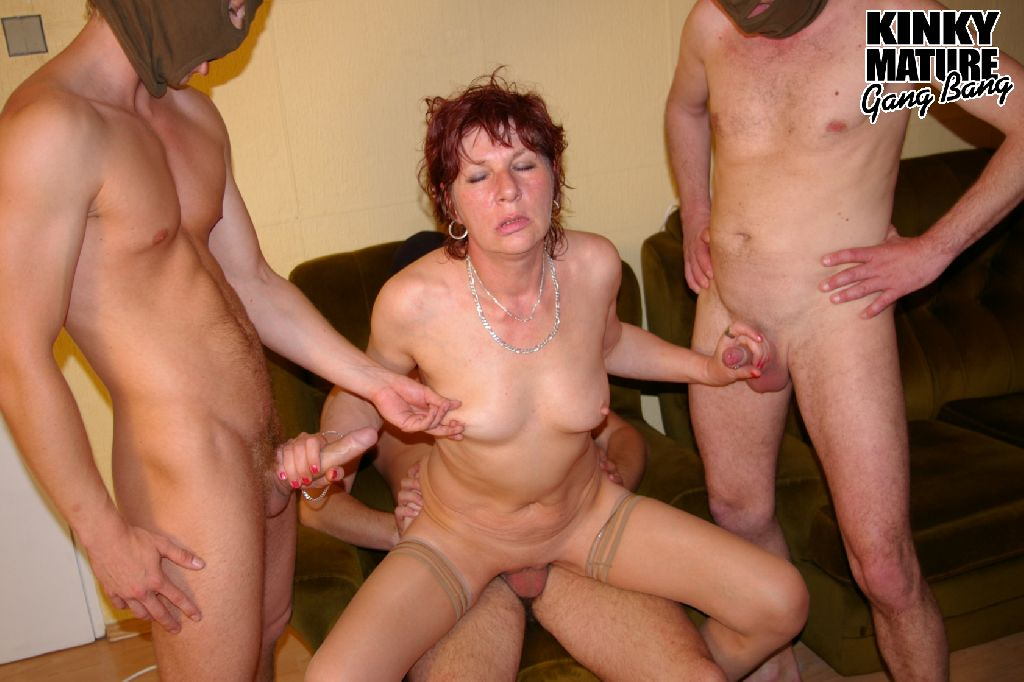Filthy Mature Studs Banging