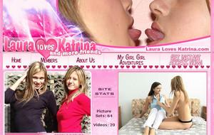 Laura and katrina pussy, girls naked virginas