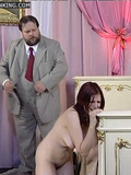 fat-bearded-mature-man-makes-girl-remove-her-lingerie-and-spanks-her-bare-ass-hard
