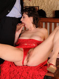 mature-brunette-takes-off-her-red-dress-and-gets-her-hairy-cunt-pounded-hard
