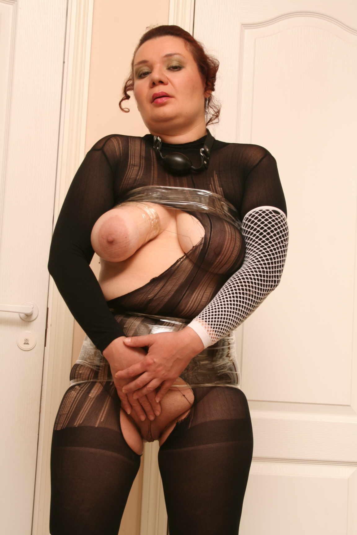 Ugly woman big tits #4